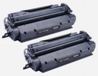 TonerGreen Q2624A 24A Black Compatible Printer Toner Cartridge Value Pack 2X