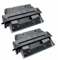 TonerGreen C4127X 27X Black Compatible Printer Toner Cartridge Value Pack 2X