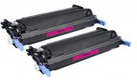 TonerGreen Q6473A 502A Magenta Compatible Printer Toner Cartridge Value Pack 2X