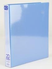 K2 2D Ring File for A4 Paper (225-GAT) (25mm)