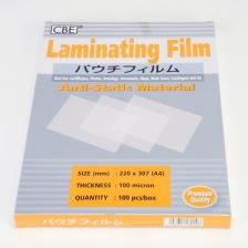 CBE Laminating Film (220mm x 307mm) (100 pcs)