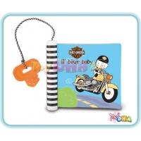 Harley Davidson Lil' Biker Baby Book