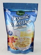 Anzen Organic Rolled Oats (Resealable Bag) (500g)