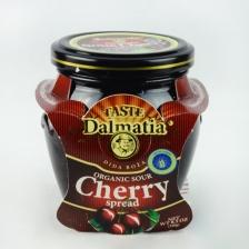 Taste Dalmatia Organic Sour Cherry Spread (240g)