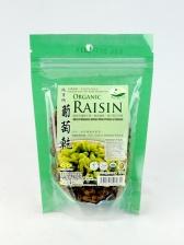 Green Bio Tech Organic Raisin (Vegetarian) (130g)