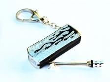 Honest Premium Permanent Match Box Flint Striker Lighter
