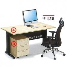 Office System Q-Series Standard Table Set (QT 158)
