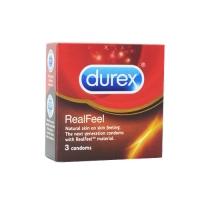 Durex Real Feel Condom 3's