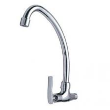 Head Italy Zinc Die Cast Pillar Sink Tap (HZT-5201)
