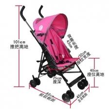 Angel Buggy Stroller ( Heavy Duty )