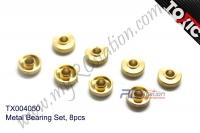 Metal Bearing Set, 8pcs #TX004050