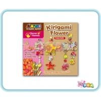 School Time Arts & Crafts - Kirigami Flower