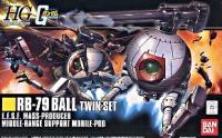 [114] HGUC 1/144 RB-79 Ball Twin Set