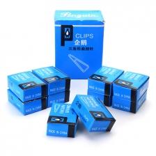 """Penguin Triangle Clip (031) (1"""") (10 Boxes)"""