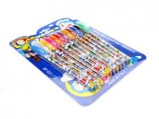 Doraemon Super Fruit Scent Glitter Pen (12 Colors)