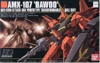 [015] HGUC 1/144 AMX-107 Bawoo