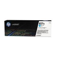 HP CF301A 827A Cyan Genuine Original Printer Toner Cartridge