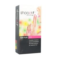 SHOOOT TUTTI-FRUTTI Condom / Kondom 12's