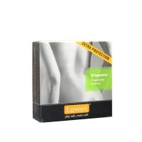 Luveex O'sperm spermicide condoms 3's
