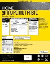 Satay Peanut (1kg)