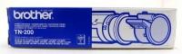 Brother TN-200 Black Genuine Original Printer Toner Cartridge