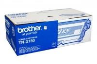 Brother TN-2150 Black Genuine Original Printer Toner Cartridge