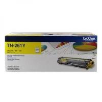 Brother TN-261Y Yellow Genuine Original Printer Toner Cartridge