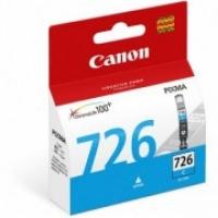 Canon CLI-726C (4552B001AA) Cyan Ink Tank (9ml) Genuine Original Printer Ink Cartridge