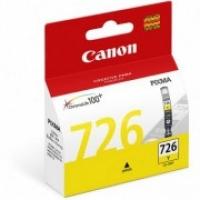 Canon CLI-726Y (4554B001AA) Yellow Ink Tank (9ml) Genuine Original Printer Ink Cartridge