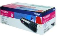 Brother TN-340M Magenta Genuine Original Printer Toner Cartridge
