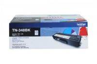 Brother TN-348BK Super High Black 6K Print Yield Genuine Original Printer Toner Cartridge