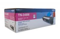 Brother TN-348M Super High Magenta 6K Print Yield Genuine Original Printer Toner Cartridge