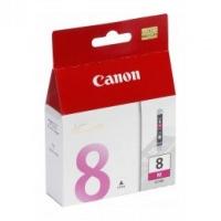 Canon CLI-8M (0622B003AA) Magenta Ink Tank (13ml) Genuine Original Printer Ink Cartridge
