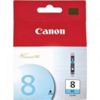 Canon CLI-8PC (0624B003AA) Photo Cyan Ink Tank (13ml) Genuine Original Printer Ink Cartridge