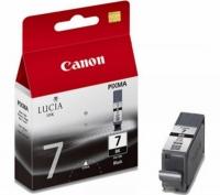 Canon PGI-7BK (2444B003AA) Black Ink Tank (25ml) Genuine Original Printer Ink Cartridge