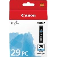 Canon PGI-29PC (4876B003AA) Photo Cyan Ink Tank (36ml) Genuine Original Printer Ink Cartridge