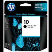 HP C4844A 10 Black Genuine Original Printer Ink Cartridge