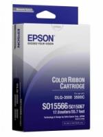 Epson S015566 Colour Ribbon Cartridge