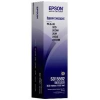 Epson S015592 (3pcs/pack) Black Ribbon Cartridge
