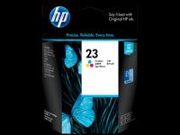 HP C1823D 23 Tri-Colour Genuine Original Printer Ink Cartridge