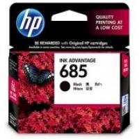 HP CZ121AA 685 Black Genuine Original Printer Ink Cartridge