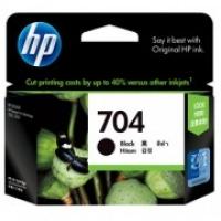 HP CN692AA 704 Black Genuine Original Printer Ink Cartridge