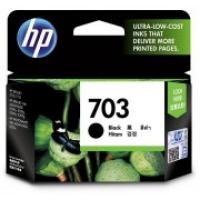HP CD887AA 703 Black Genuine Original Printer Ink Cartridge