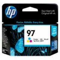 HP C9363WA 97 Tri-Colour Genuine Original Printer Ink Cartridge