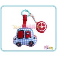 Soft Toy - Jean Series Car Stroller Toy