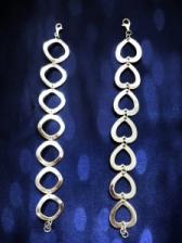 Fine 925 silver Shape Bracelet