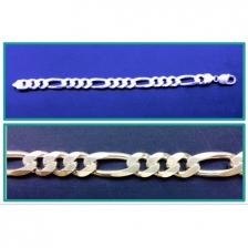 Fine 925 Silver Gent Bracelet