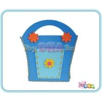 DIY EVA Form Handicraft - Handbag (Pack of 4)