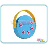 DIY EVA Form Handicraft - Felt Handbag (Pack of 4)