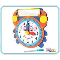 DIY EVA Form Handicraft - Clock  (Pack of 3)